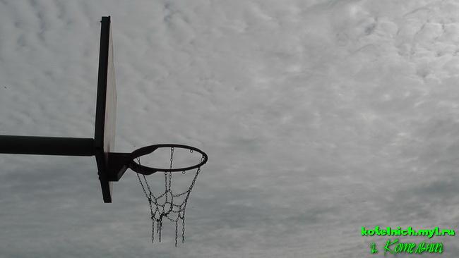 баскетбол котельнич
